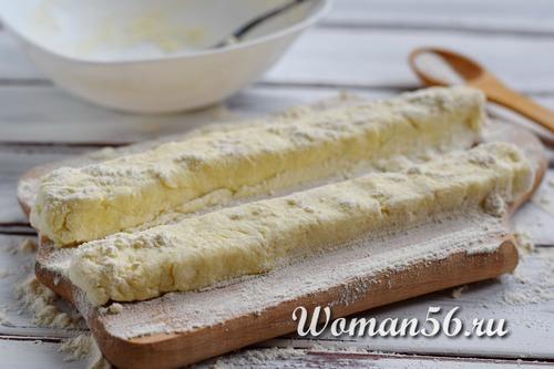 Рецепт ленивых вареников из творога пошаговый с фото