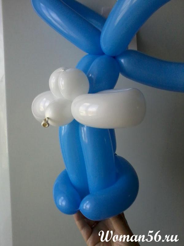 Фигура из шарика своими руками 93