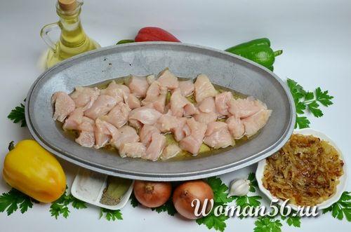 Приготовить мясо свинины карбонат