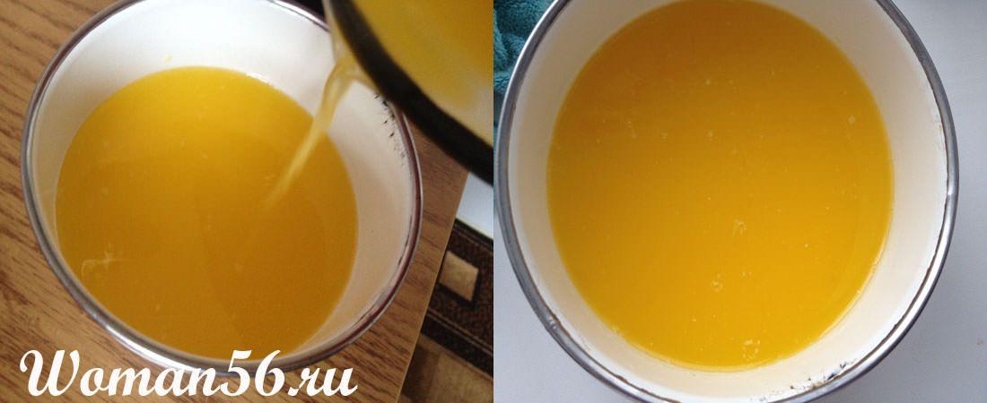 Как сделать масло из сметаны домашней