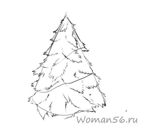 Верхушка на елку своими руками