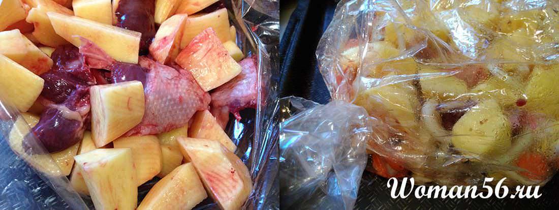 Стожки из фарша с картофелем и сыром. Пошаговый рецепт с фото
