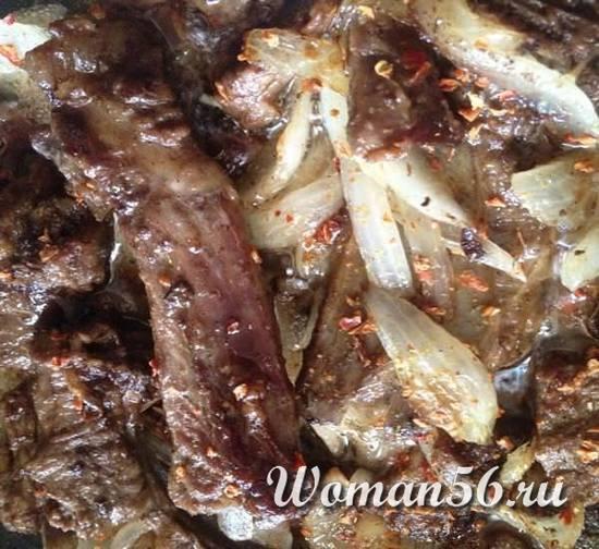 Как приготовить косулю в домашних условиях рецепт с пошагово
