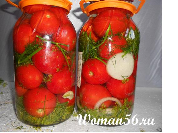 Рецепт помидоры на зиму в бочку квашеные
