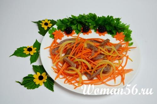 Корейское блюдо Хе из мяса  рецепт варианты