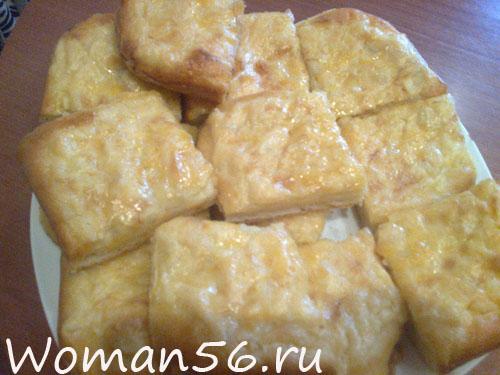 пироги с рыбой и яйцом рецепт с фото в духовке