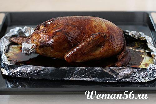 Утка как приготовить вкусно