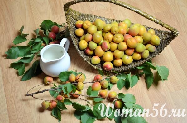 отборные абрикосы для сушки