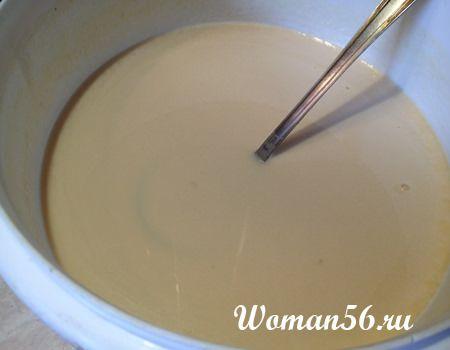 Блины на молоке фото рецепт