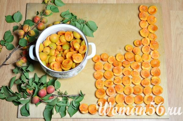 фанера для сушки абрикосов