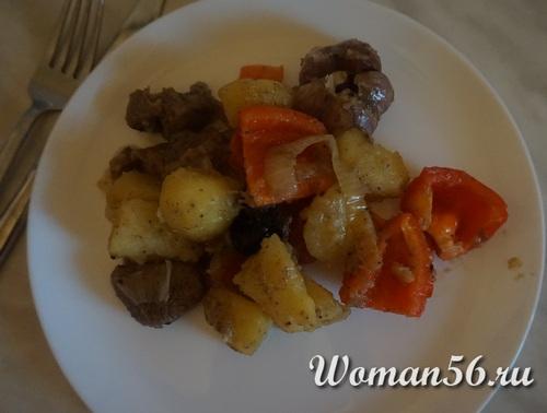 Суп пюре из сёмги рецепт пошагово