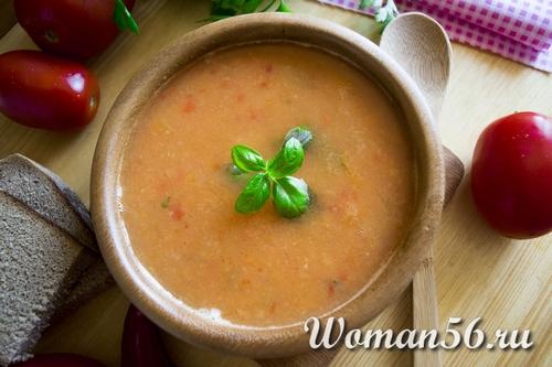 Гороховый суп пюре - рецепт с фото