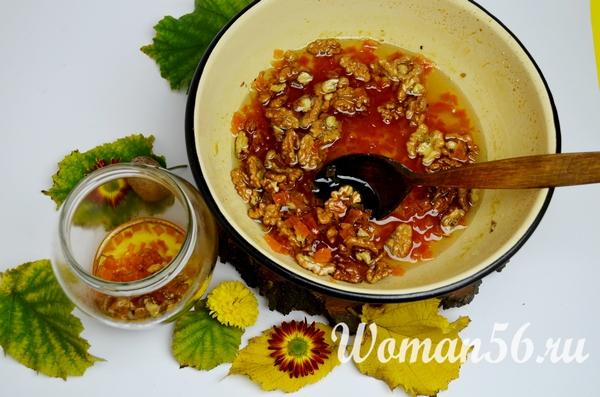 готовое варенье из тыквы и варенья