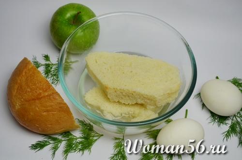 хлеб для форшмака