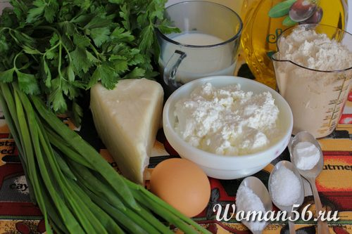 ингредиенты хачапури по-имеретински