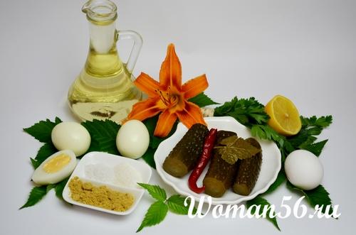 ингредиенты соуса тартар