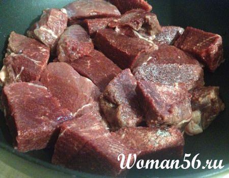 как приготовить мясо из дикой козы