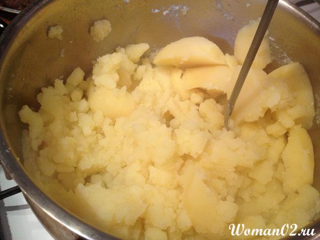 Как приготовить пюре