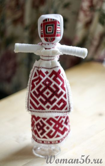 Кукла мотанка - своими руками