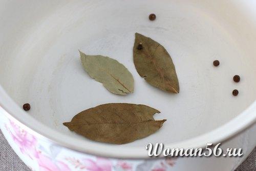 лавровый лист для квашеной капусты