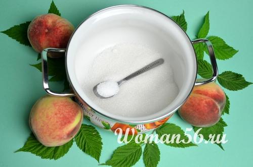 лимонная кислота для персиков