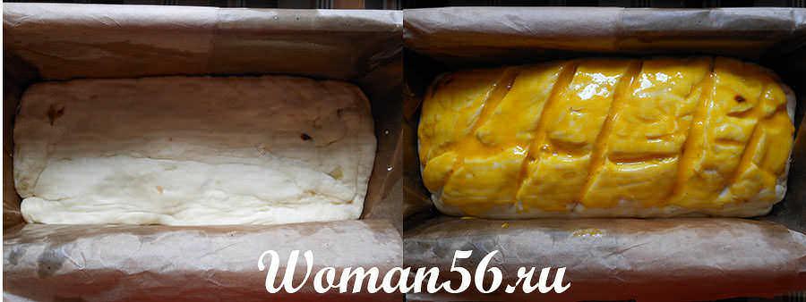 Форма для выпекания хлеба