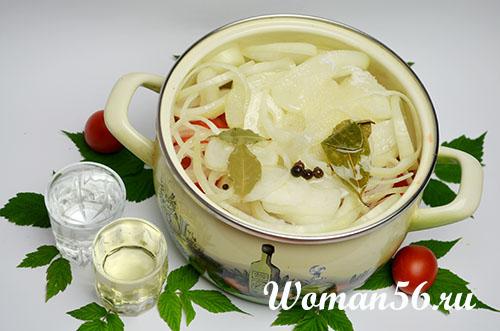 масло для томатного соуса с луком