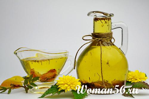 пряное оливковое масло