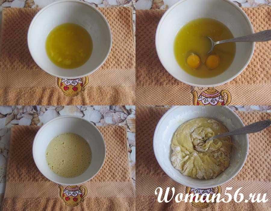 быстрое тесто для выпечки