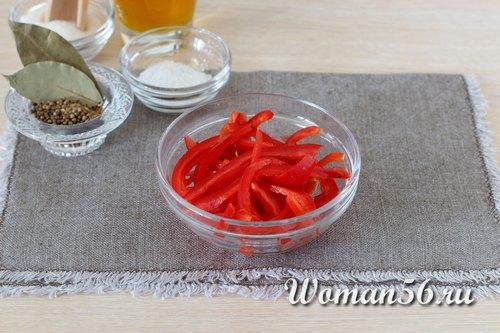 перец для капусты с тыквой