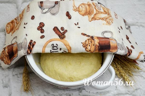 готовое тесто для горчичного хлеба