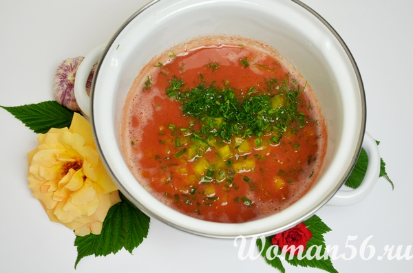 овощи для облепихового соуса