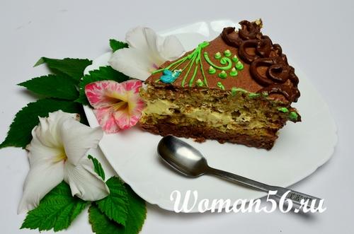Рецепт Киевский торт