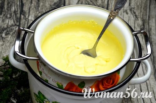 плавленый сыр жидкий в домашних условиях