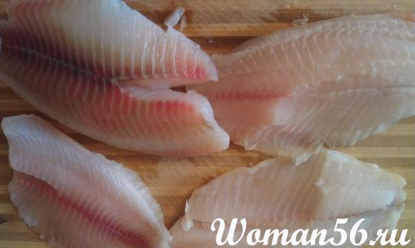 рыбные зразы, донские зразы