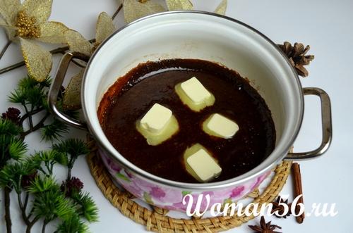 шоколад со сливочным маслом