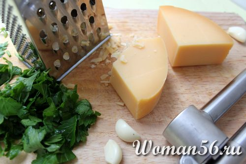 сыр для галантина