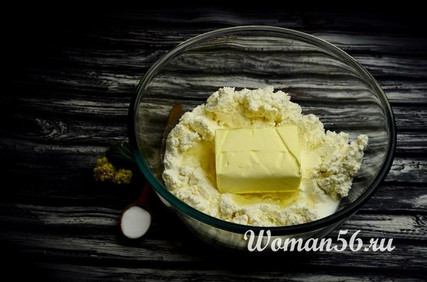 сливочное масло для плавленого сыра