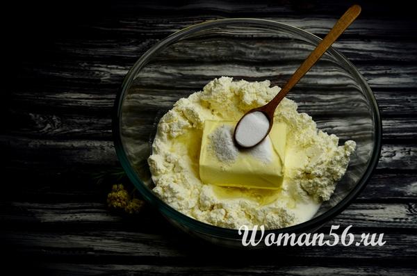 сода для плавленого сыра