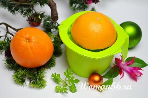 сок из апельсинов