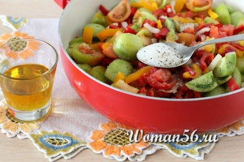 сахар для икры из зеленых помидоров