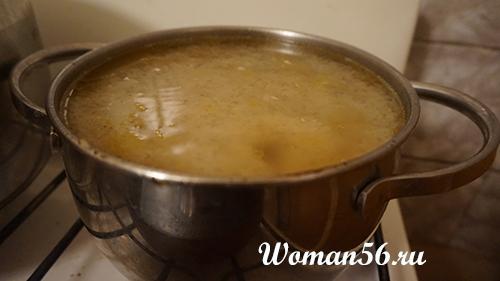 как варить рис для плова с лосятиной