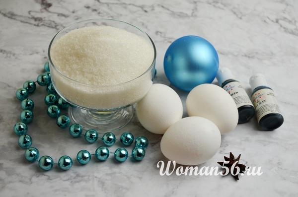 яйца миренги