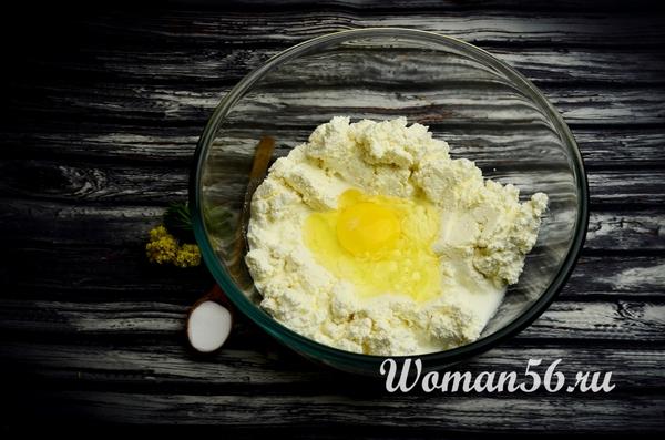 яйцо для плавленого сыра