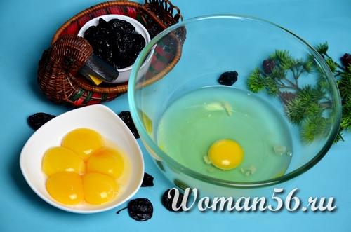 яйца для безе