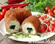 Котлеты по-киевски классический рецепт